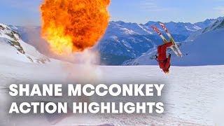 Shane McConkey Highlights & Tribute