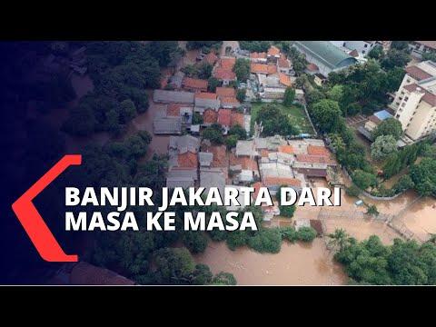 Gonta-ganti Gubernur Jakarta Tetap Banjir, Begini Kata Bang Yos