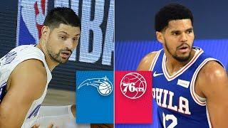 Orlando Magic vs. Philadelphia 76ers [FULL HIGHLIGHTS]   2019-20 NBA Highlights