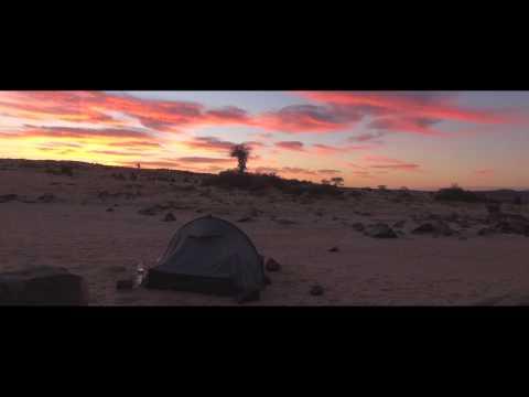 Trek dans le Sahara Mauritanien - Adrar 2014