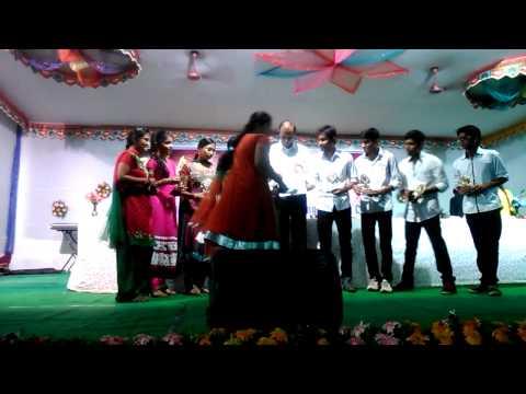 VRSEC Dance Prize