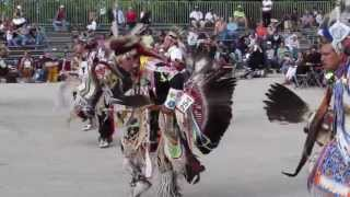 Pow Wow at Indian Summer Festival, Milwaukee, 2012