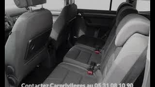 Volkswagen touran occasion visible à Beaupuy présentée par Carprivileges