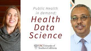 Public health in demand: Health Data Science