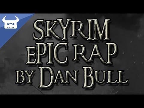 SKYRIM EPIC RAP  Dan Bull