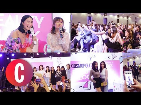 The Best Moments From Cosmopolitan Beauty Block 2018 Mp3