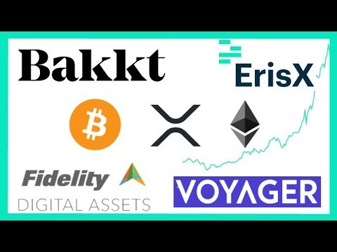 Bakkt vs ErisX vs Fidelity Digital Assets vs Voyager - Insti