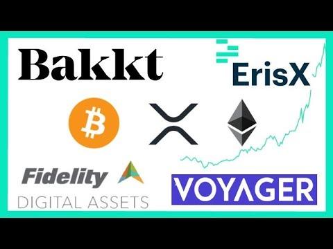 Bakkt vs ErisX vs Fidelity Digital Assets vs Voyager - Institutional Crypto Exchanges - HODL!