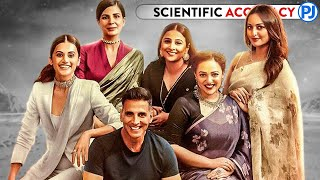 Scientific Accuracy Of Mission Mangal Movie? - PJ Explained