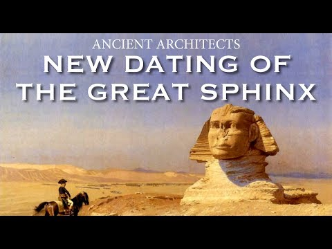 New Dating of The Great Sphinx of Egypt |...