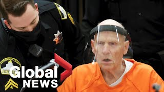 Golden State Killer: California District Attorneys Emotional Following Deangelo Jr. Guilty Plea