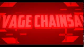 Savage Chainsaw Roblox Gaming Intro! Made by Jamie Roblox Gaming