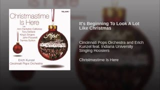 Download It's Beginning To Look A Lot Like Christmas MP3 song and Music Video