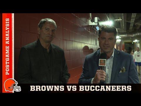 Browns vs Buccaneers: Postgame Analysis | Cleveland Browns
