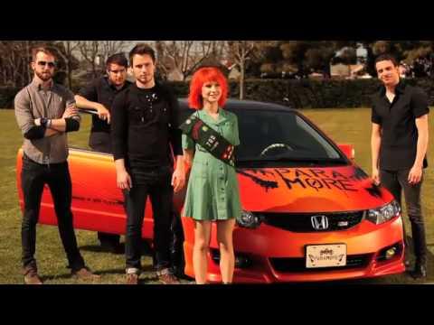 2020 Honda Civic Tour Paramore: The 2010 Honda Civic Tour 1   YouTube