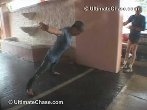 Hurricane Katrina First Landfall - Ft. Lauderdale / Homestead, Florida