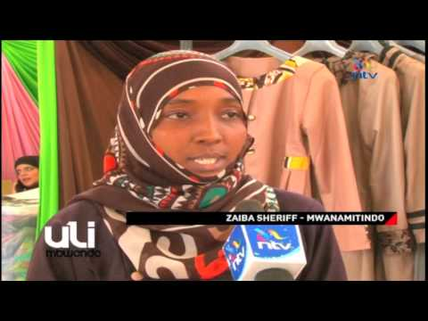 Ulimbwende Mtindo wa hijab za Ankara