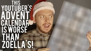 One of JaackMaate's most viewed videos: THIS YOUTUBER'S ADVENT CALENDAR IS EVEN WORSE THAN ZOELLA'S!