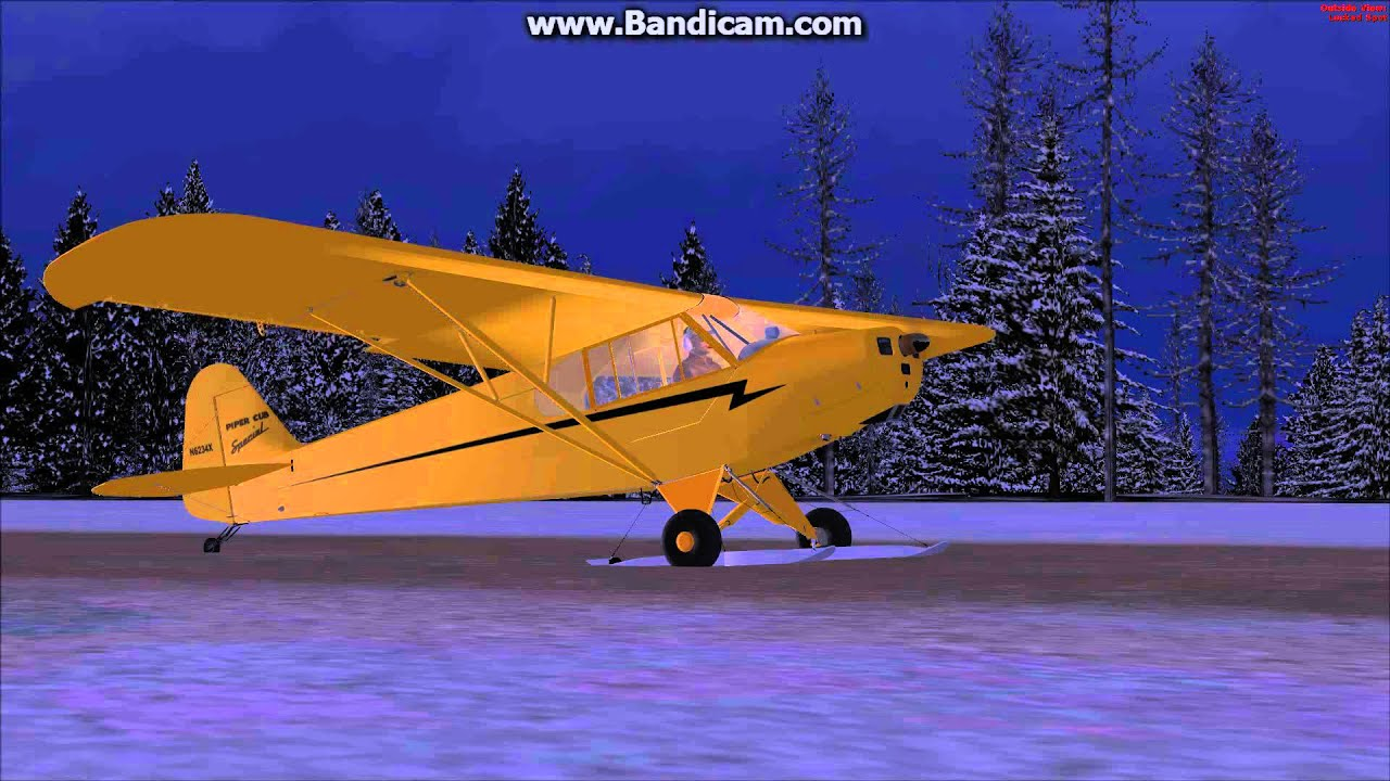FSX Bush Flying by M Shearer