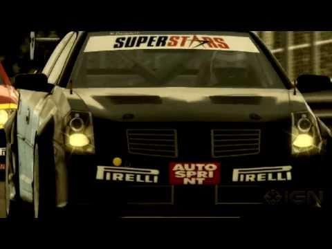 Superstars V8 Racing: Launch