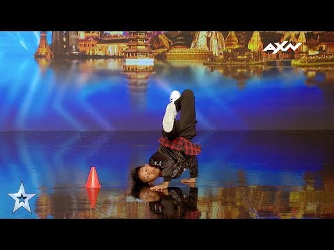 Viriya Rici Judges' Audition Epi 3 Highlights | Asia's Got Talent 2017