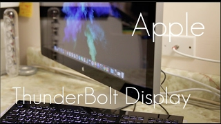 Gambar cover Apple Thunderbolt Display in 2018? - Quick unboxing and review!
