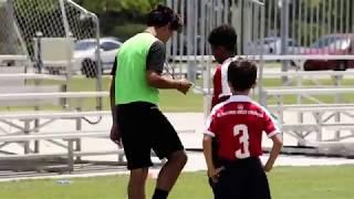 Fcbescola champions league - u9/u10 - highlights - adam whittaker