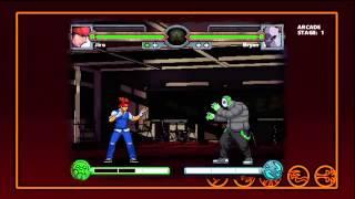 Battle High San Bruno Indie Game Gameplay