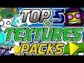 ¡top 5 mejores textures packs para geometry dash 211 27 raxter
