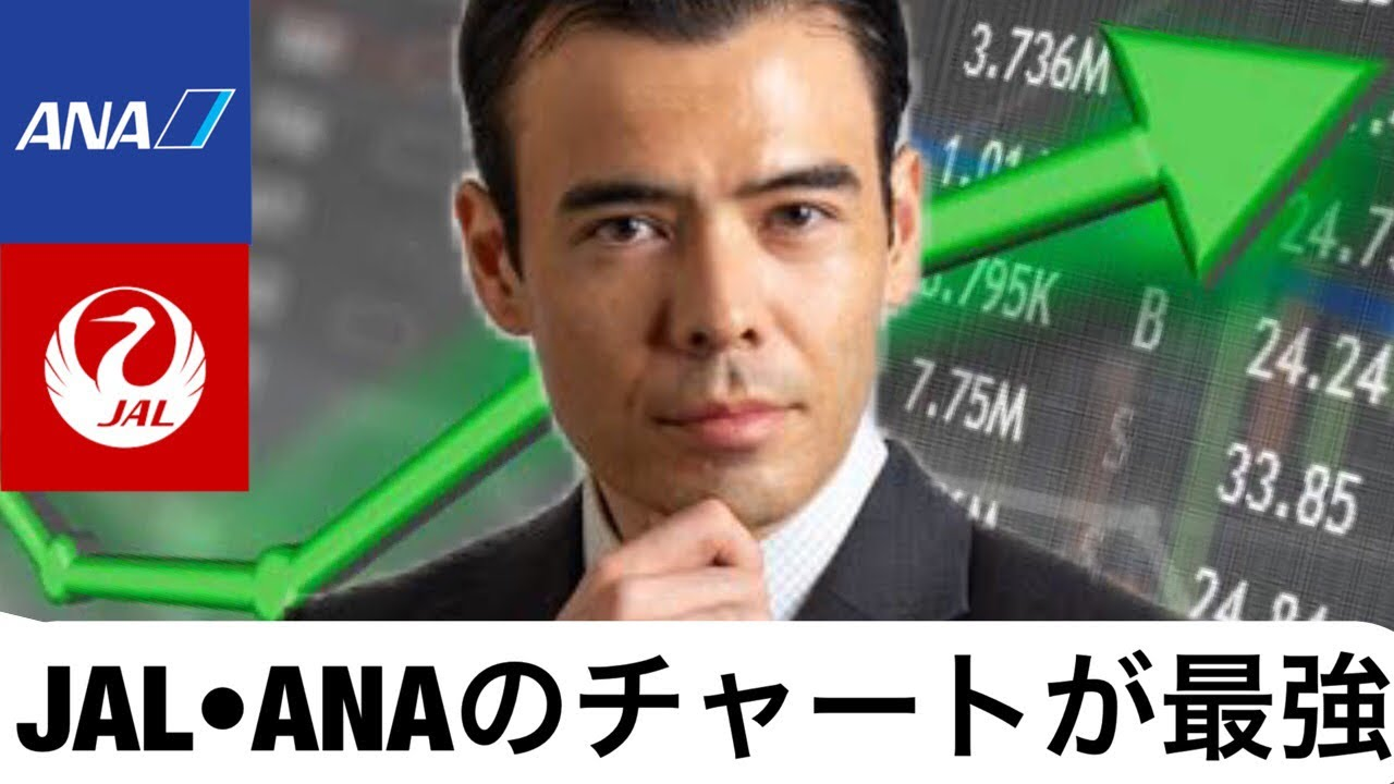 チャート ana 株価