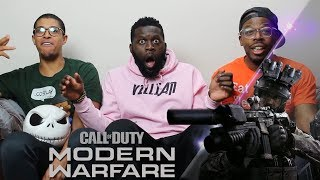 Call of Duty: Modern Warfare - Special Ops Trailer Reaction
