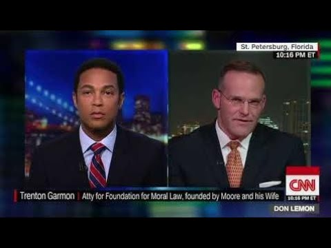 WHAT'S THE PROCESS?!!!' Don Lemon QUESTIONS & WRECKS  Roy Moore's Lawyer IN A HEATED EXCHANGE