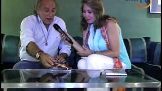 Entrevista a Pablo Abraira en Madrid España Pilar Hung Generacion R Junio de 2014 con logo