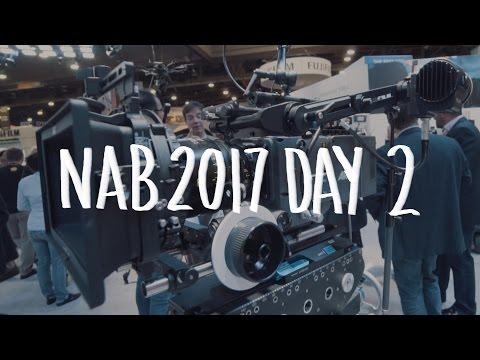 Resolve 14 + Atomos Sumo + 1A Tools + Movi XL | NAB 2017 DAY 2