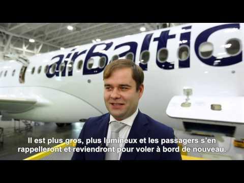 airBaltic CS300 Journey
