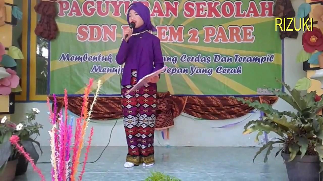 Puisi Untuk Anak Sd Tentang Kartini Youtube