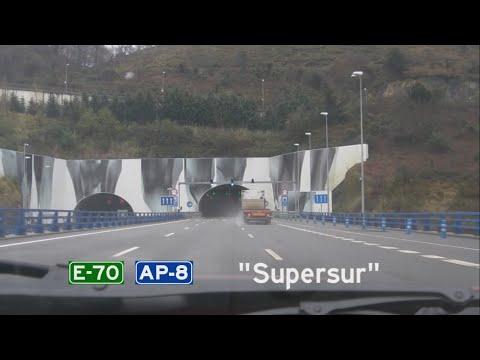 """[E] Bilbao, #2: AP-8 """"Supersur"""""""