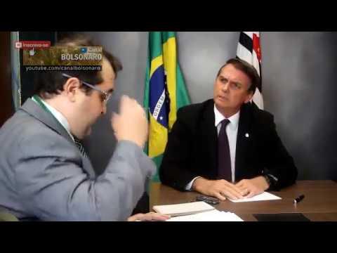 BOLSONARO: ÍNTEGRA DA ENTREVISTA COM A FOLHA DE SÃO PAULO