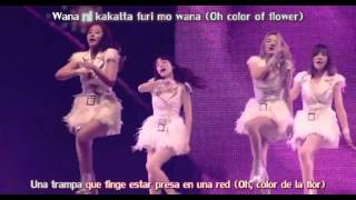 SNSD FLOWER POWER ESPAÑOL - Stafaband