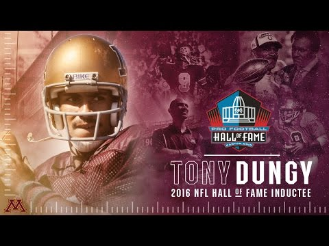 Congratulations Tony Dungy, 2016 NFL Hall of Fame Inductee