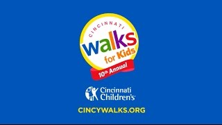 Thank You for Walking with Us | Cincinnati Walks for Kids