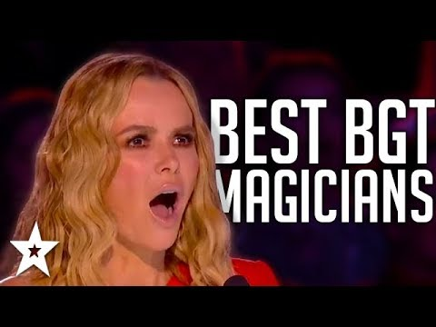 BEST MAGICIAN Auditions On Britain's Got Talent 2019! | Got Talent Global