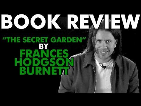 Book Review The Secret Garden By Frances Hodgson Burnett Youtube