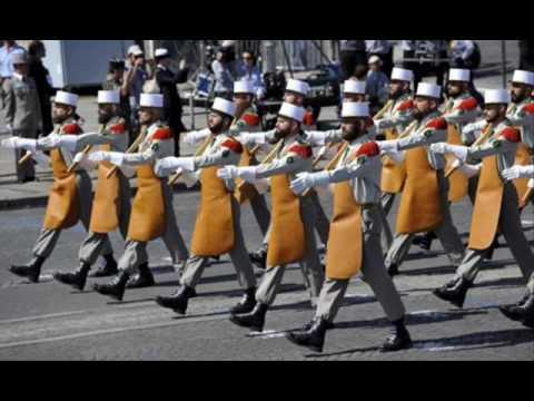 Le Boudin  March of the Foreign Legi 120 Beats Marche de la légi Etrangère