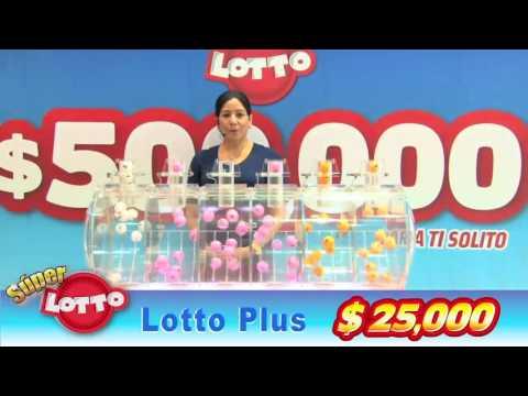 Sorteo Lotto 1813 27-MAY-17