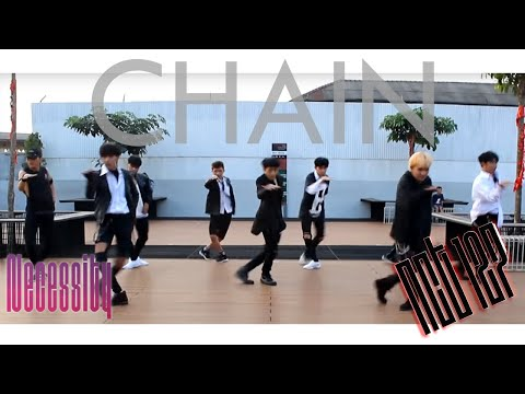 [KPOP IN PUBLIC CHALLENGE] NCT 127 - Chain Dance Cover by NECESSITY from INDONESIA