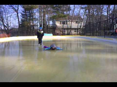 Skating?