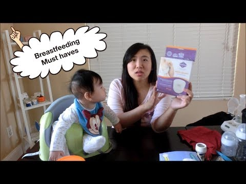 Breastfeeding Nursing must have essentials recommendations and regrets