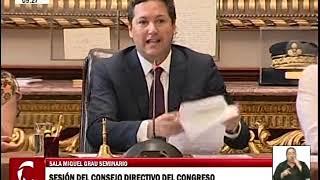 Sesión del Consejo Directivo 2/2 (30/01/19)