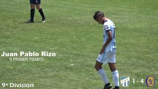 [ INFERIORES AFA 9na DIVISIÓN ] Atlético Tucumán vs Rosario Central